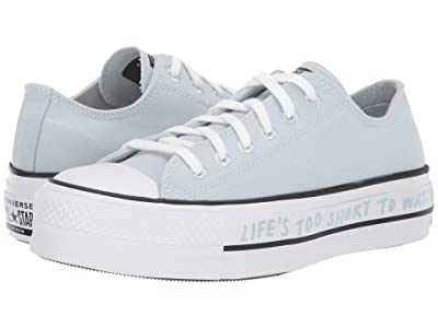 Converse Chuck Taylor All Star Lift Renew (Polar Blue/White/Black) Women