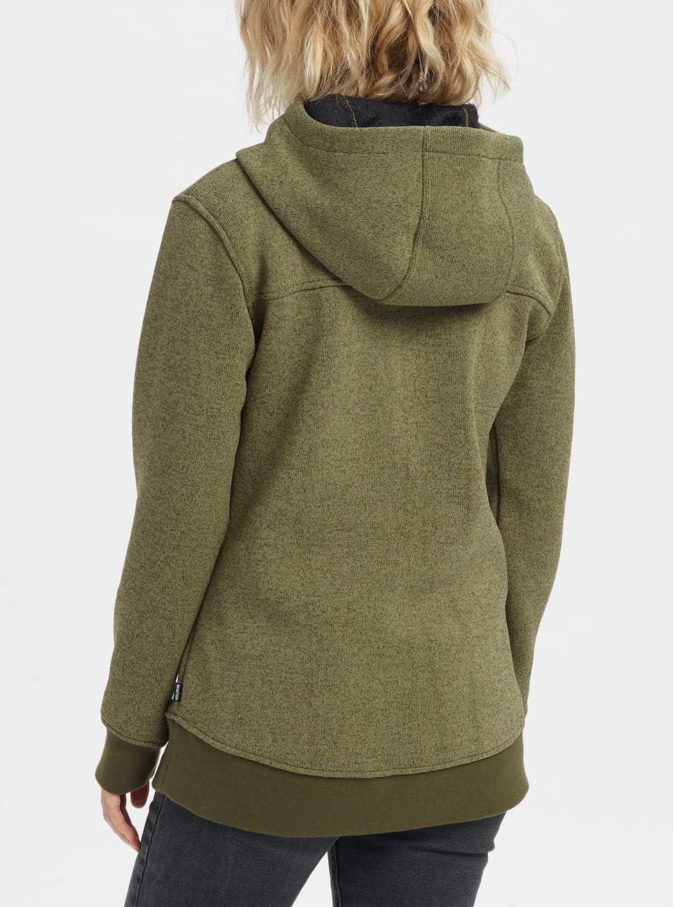 Burton Damen Fleece Pullover Minxy Keef Heather