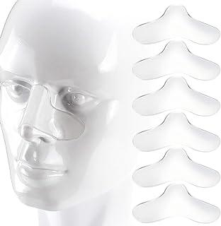 پد های بینی جهانی CPAP برای ماسک CPAP - پد های ژل بینی از تحریک علامت قرمز جلوگیری می کنند p بسته 6 عددی)