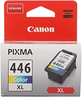Canon CL-446XL Inkjet Cartridge, Color for MG2440