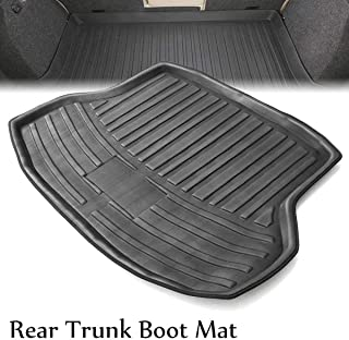 Floor Mats Automobiles & Motorcycles Adaptable Car Accessories For Honda For Civic Sedan 2016 2017 2018 10th Rear Trunk Liner Cargo Boot Mat Floor Carpet Tray Mud Protector