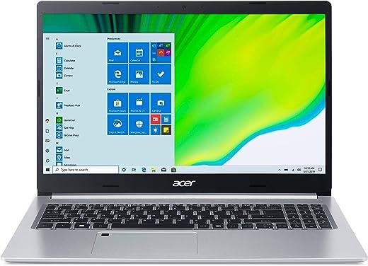 "best budget laptop 2021 Acer Aspire 5 A515-46-R14K Slim Laptop | 15.6"" Full HD IPS | AMD Ryzen 3 3350U Quad-Core Mobile Processor | 4GB DDR4 | 128GB NVMe SSD | WiFi 6 | Backlit KB | Amazon Alexa | Windows 10 Home (S mode)"