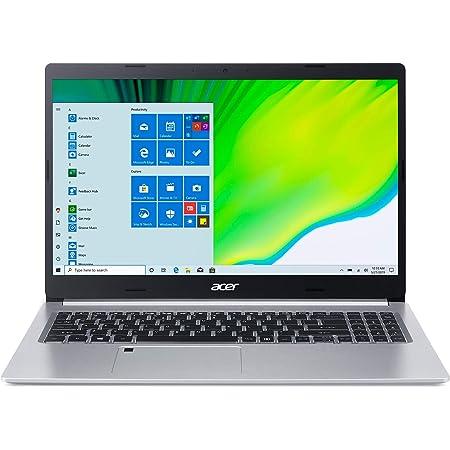 "Acer Aspire 5 A515-46-R14K Slim Laptop | 15.6"" Full HD IPS | AMD Ryzen 3 3350U Quad-Core Mobile Processor | 4GB DDR4 | 128GB NVMe SSD | WiFi 6 | Backlit KB | Amazon Alexa | Windows 10 Home (S mode)"
