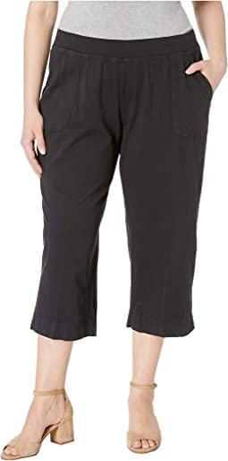 Plus Size Key Largo Capris