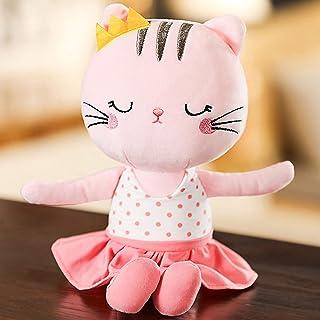 Ballerina Dolls Kitty Plush Cat Toys Ballet Dance Recital Gifts for Girls 13.5 Inches