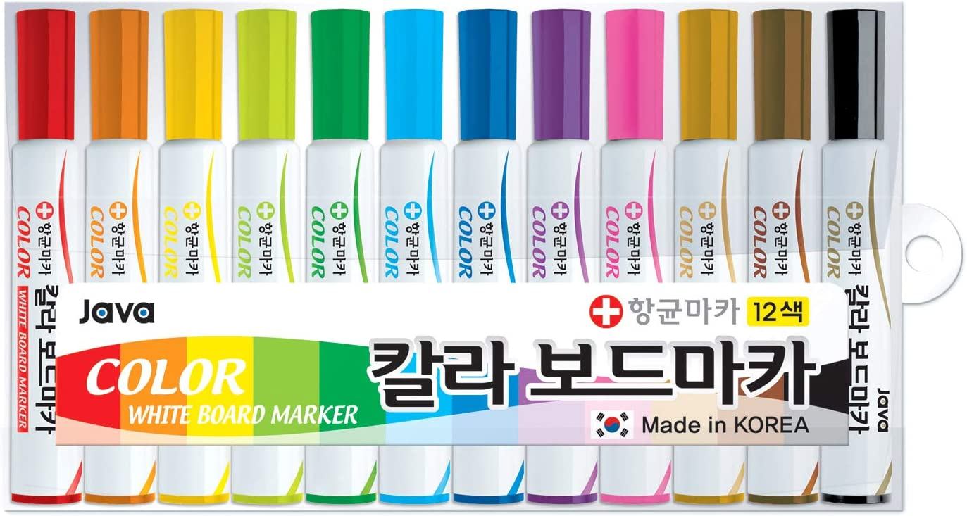 Wholesale Dry Erase Color Board Markers Round Medium Tip security Point and Fine