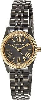 Michael Kors Womens Quartz Watch, Analog Display and Stainless Steel Strap MK3299