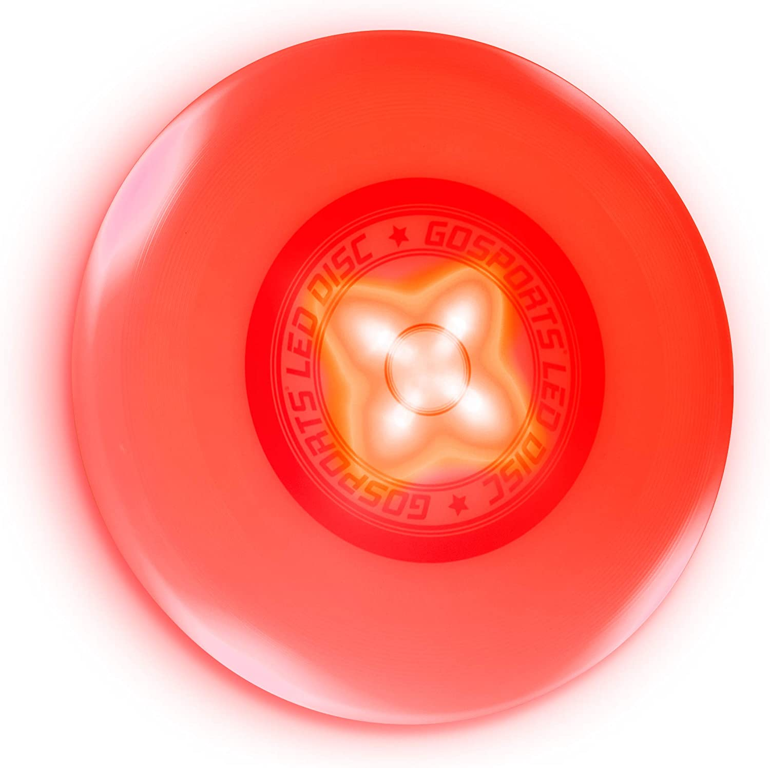 GoSports Ultimate Kansas City Mall Light Flying Up Disc Max 65% OFF