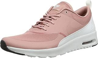 Nike Women's Air Max Thea,  Rust Pink/Rust Pink/Summit White/Black,  7.5 B US