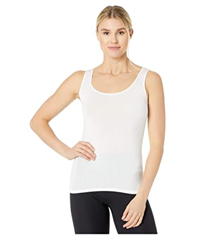 Jockey Supersoft Breathe Tank Top (White) Women