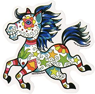 Sunny Buick - Candy Horse - Sticker / Decal