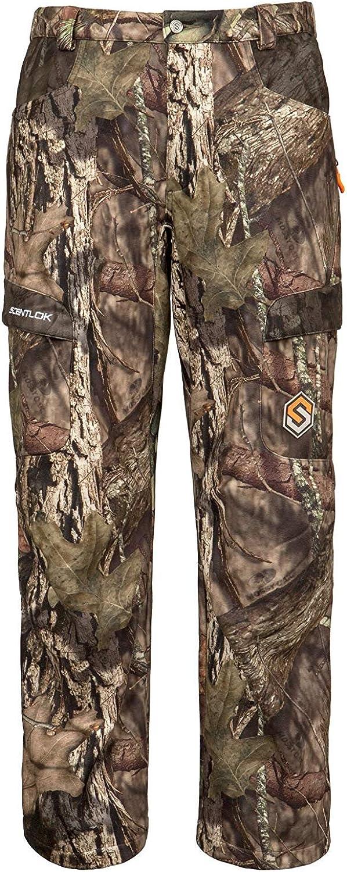 ScentLok Men's Full Season TAKTIX Hunting Pants (Mossy Oak BreakUp Country Large)