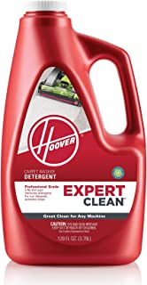 Hoover Expert Clean Carpet Washer Detergent Solution Formula, 128 oz, AH15074