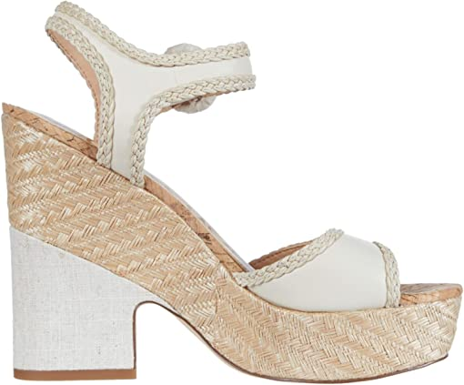 Modern Ivory Florence Nappa Leather