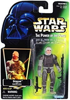 Star Wars Power of the Force Green Card Dengar Action Figure 3.75 Inches