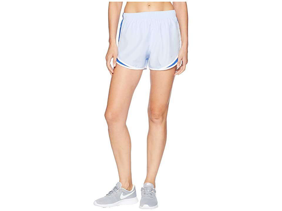 Nike Dry Tempo Short (Royal Tint/Game Royal/White/Wolf Grey) Women