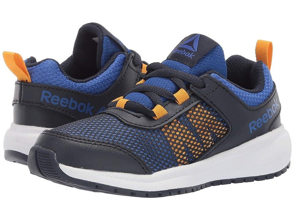 Reebok Kids Road Supreme (Little Kid/Big Kid) (Navy/Cobalt/Gold) Boys Shoes