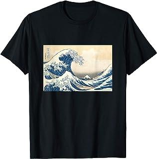 La Grande Vague de Kanagawa Pour Hommes Femmes T-Shirt