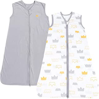 TILLYOU Medium M Breathable Cotton Baby Wearable Blanket...