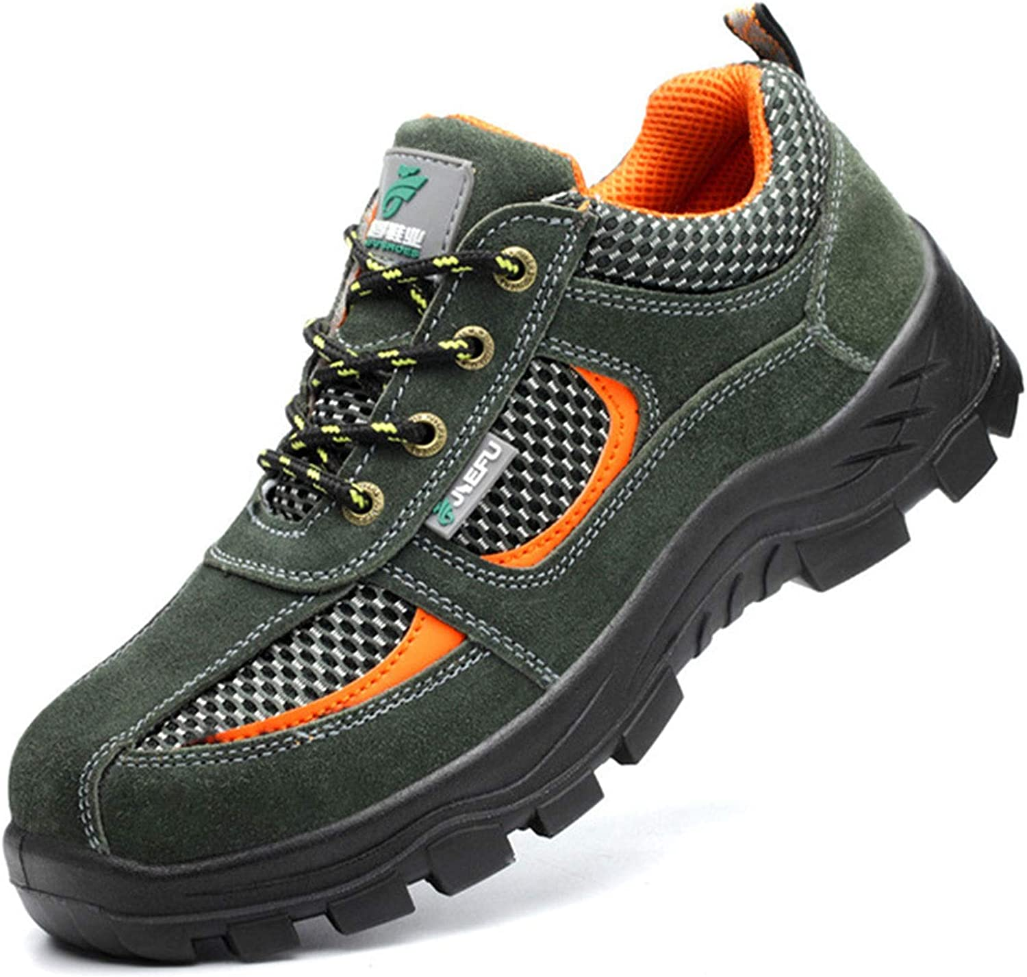 Safety Shoes Mens Selling rankings Work Trainers Construction Boot Running Ladies Very popular