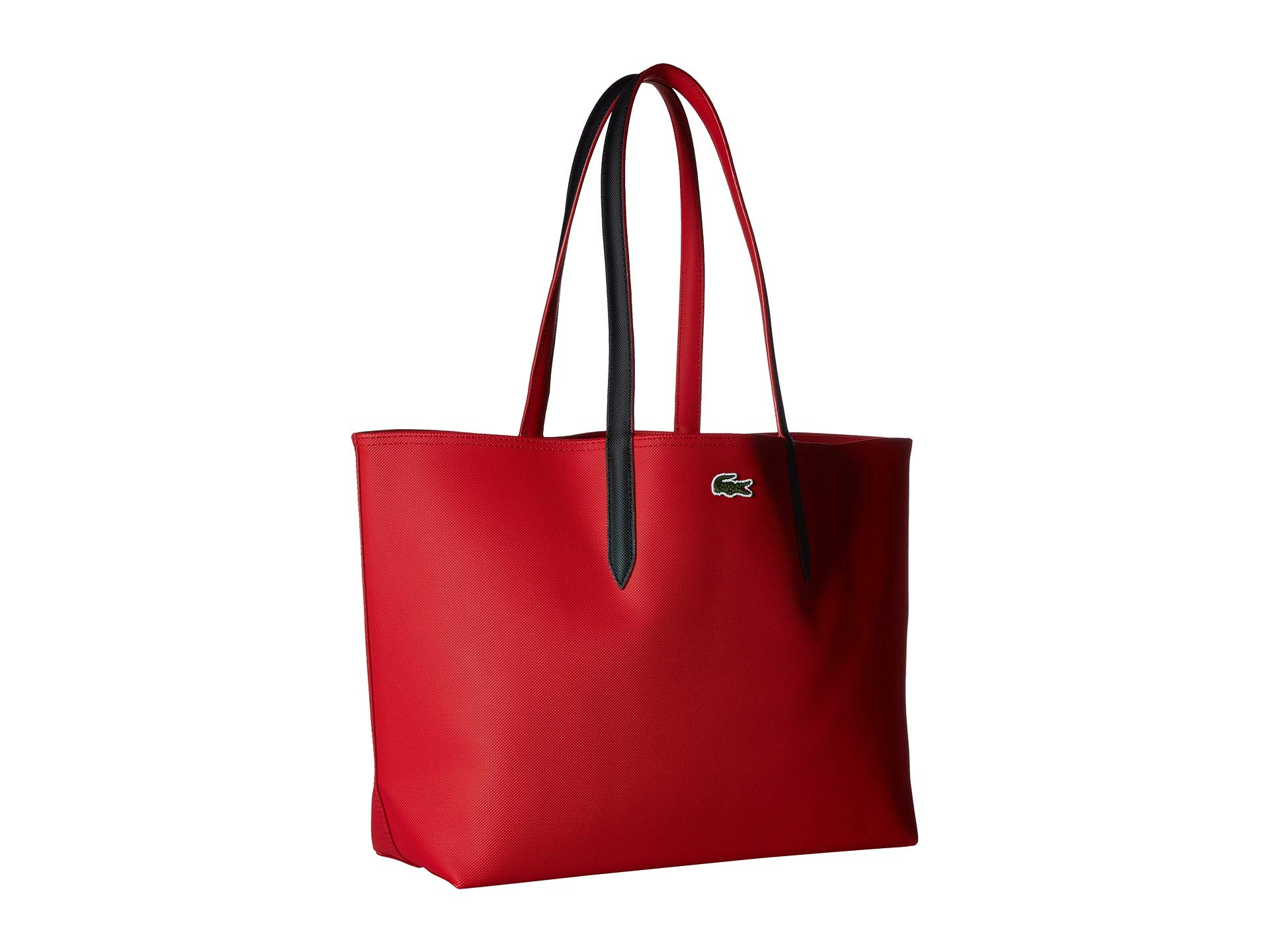 Shopping Mickey Lacoste Lacoste Red Bag Shopping Bag qxzP7tO