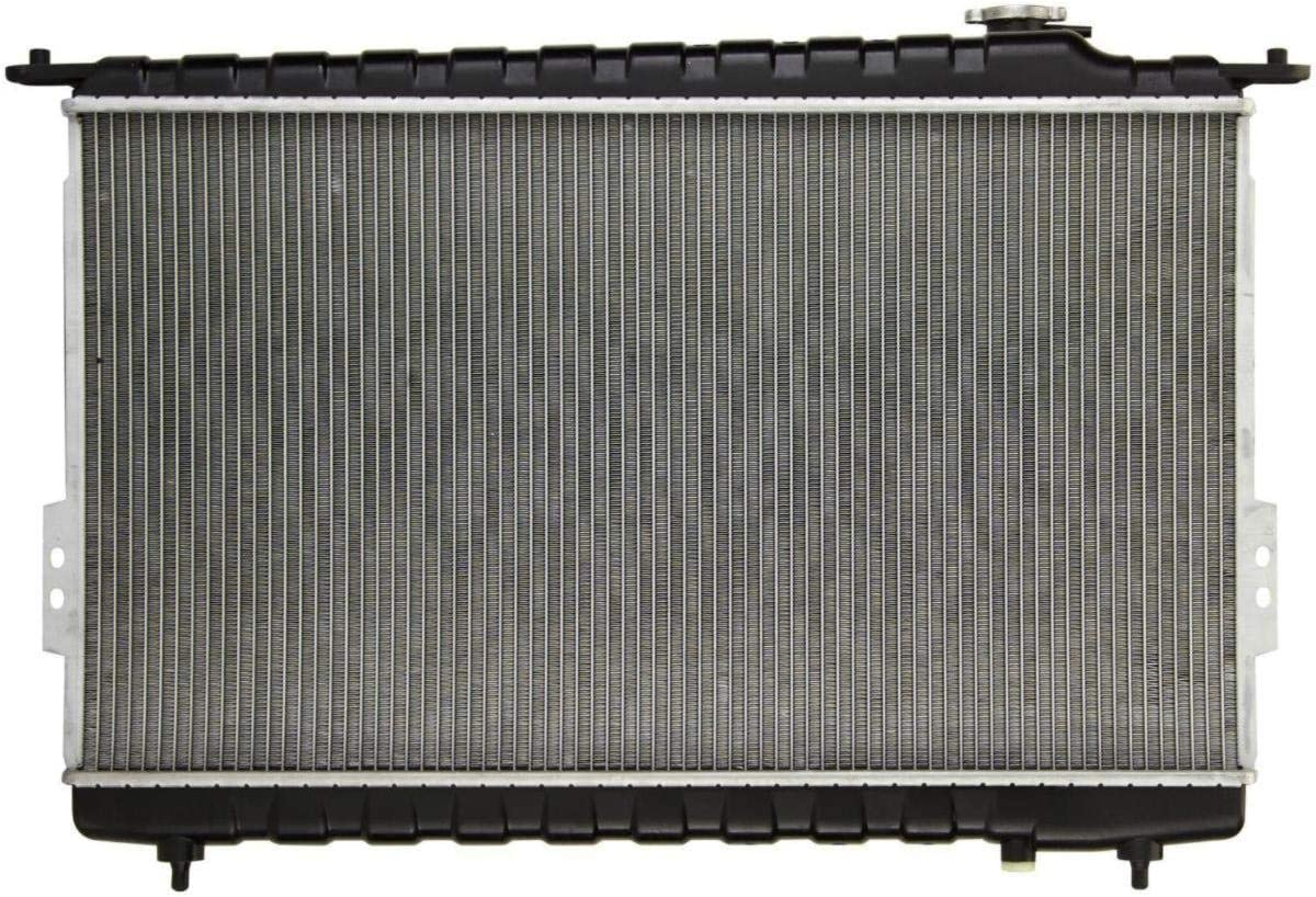 Safety and trust QYXY San Diego Mall 1pc Automatic 1 Row Automotive Radiator For CU2339