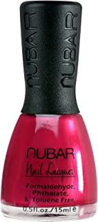 Nubar Risqué Reds Collection Sultry red NR266