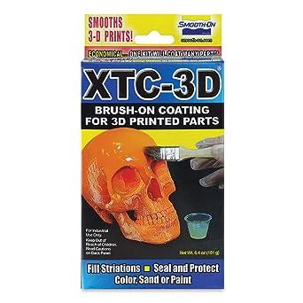 XTC-3D High Performance 3D Print Coating, 6.4 Oz