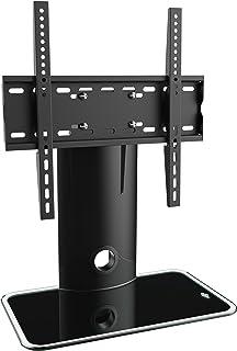 "RICOO FS303-B Support TV sur Pied, 30-55"" (env. 76-140cm), Orientable, Universel,.."