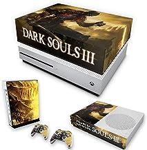 Capa Anti Poeira e Skin para Xbox One S Slim - Dark Souls 3