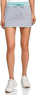 Algod/ón Colegiala A Cuadros Faldas Plisadas Mujeres Verano De Cintura Alta Mini Falda Chica HEHEAB Falda,Acetato Rosa