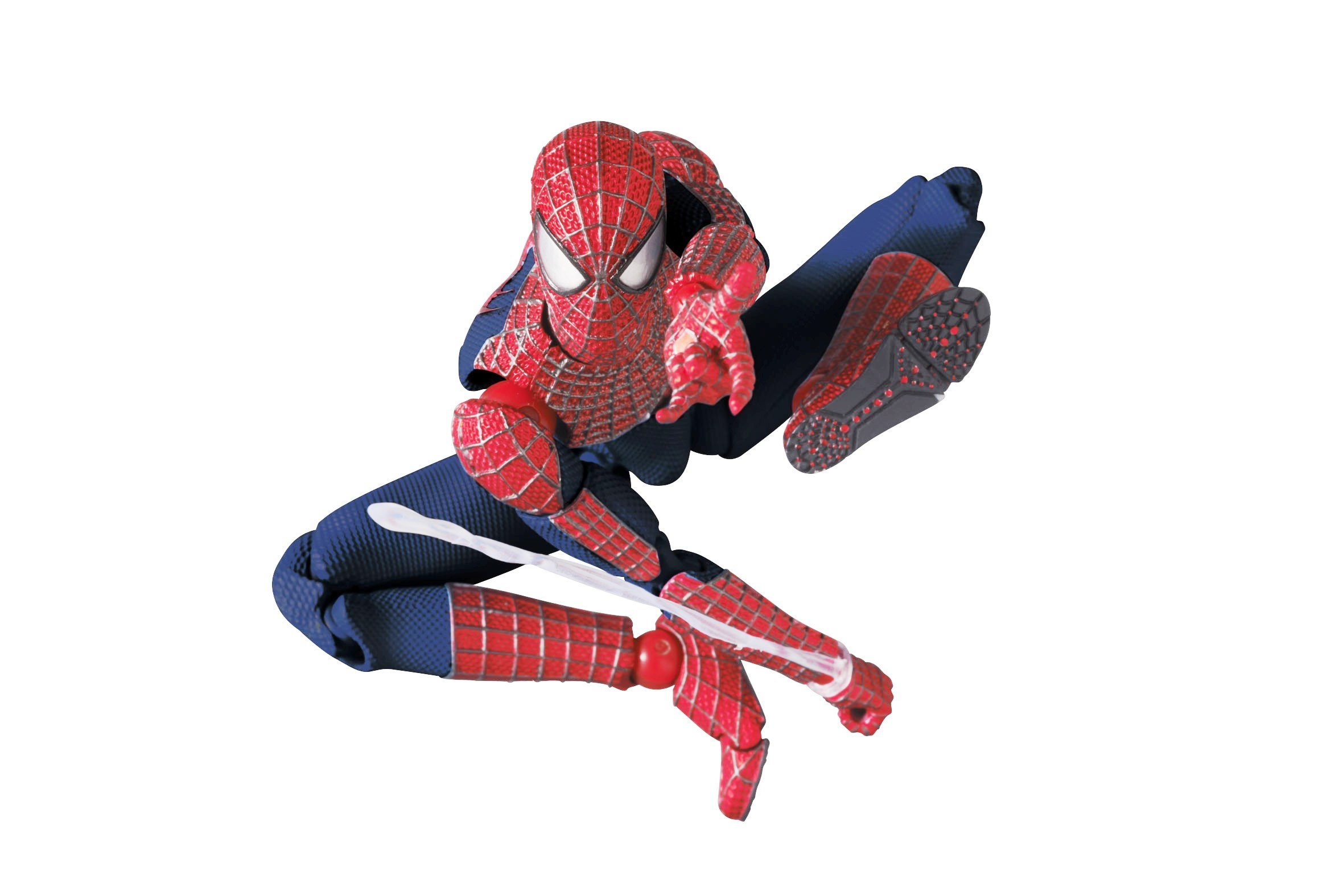 """IN STOCK USA SELLER Medicom Toys Mafex Spider-Man Carnage 6/"""" Action Figure"""