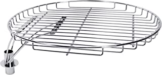 Broilmann 13.5 Inches Stainless Steel Cooking Grate with Swivel Shaft for Char-Griller 16620 and Kettle Charcoal Grill, Wa...