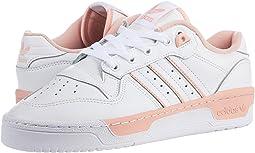 Footwear White/Footwear White/Glow Pink