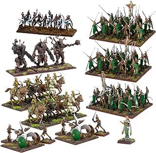 Kings of War Elf Mega Army