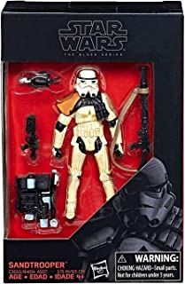 Star Wars 2017 The Black Series Sandtrooper Action Figure 3.75 Inches