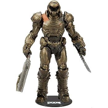 Amazon Com Mcfarlane Toys Doom Doom Slayer 7 Premium Action