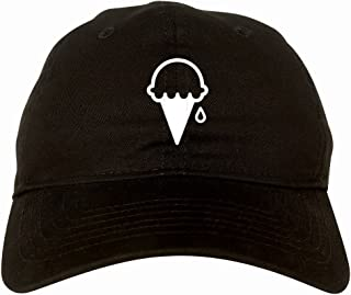 Kings Of NY Ice Cream Cone Scoop 6 Panel Dad Hat Cap