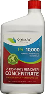 Quart Phosphate Remover Concentrate Swimming Pool's & Spas Super Concentrated - Made in USA - Orenda Tech. (1)