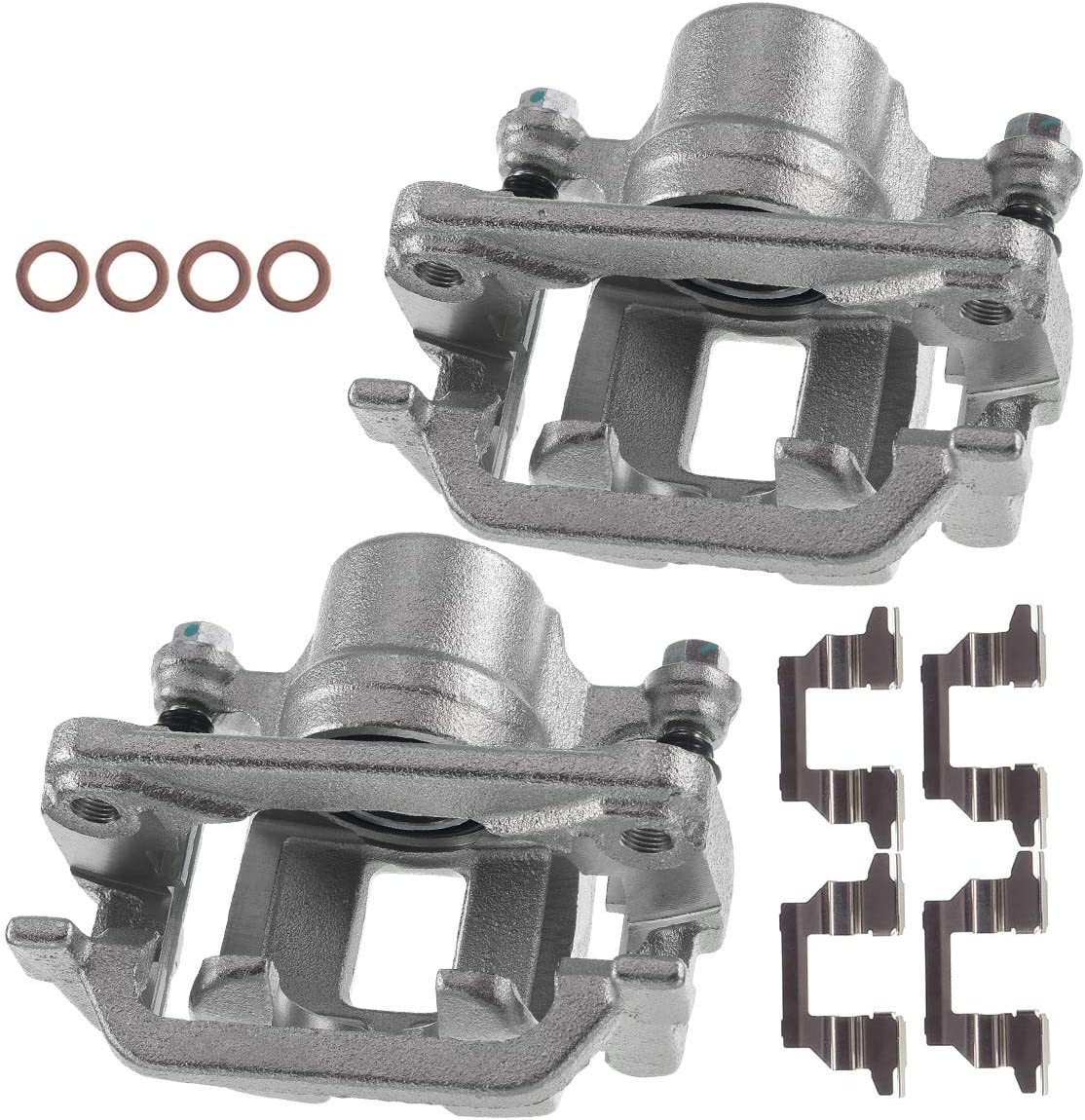 A-Premium Disc Brake Caliper Assembly with wi Compatible Bracket Discount is also underway half