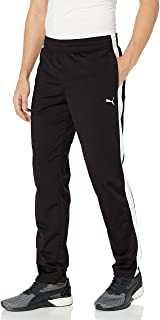 PUMA mens Contrast Pants Casual Pants