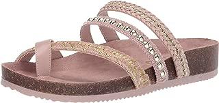 Best pink metallic sandals Reviews
