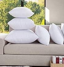 JDX White Filler Cushion (12X12) or 30X30 cm (Set of 5)