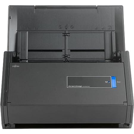 FUJITSU IX500 Scansnap Document Scanner (PA03656-B305-R) - (Renewed),Black