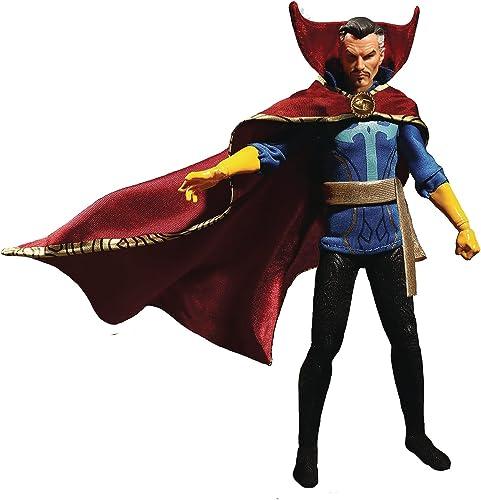 Mezco Toys Marvel Universe - Figurine 1 12 Doctor Strange 16 cm