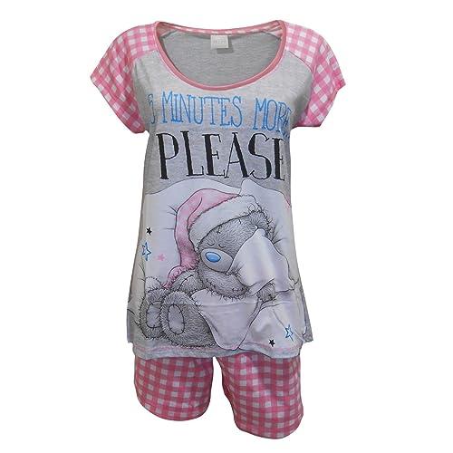 TruffleShuffle Me to You Tatty Teddy 5 Min Ladies Shortie Pyjamas d839193cc