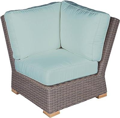 Amazon.com : Vondom Vela Sofa Left chaiselongue White ...