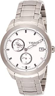 Men's TIST0694394403100 Titanium GMT Watch
