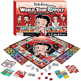 MasterPieces Betty Boop - Opoly