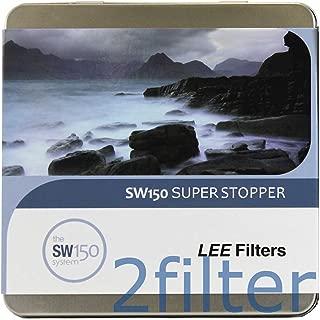 LEE Filters SW150 Super Stopper Filter 15-Stop Neutral Density Filter 150mm